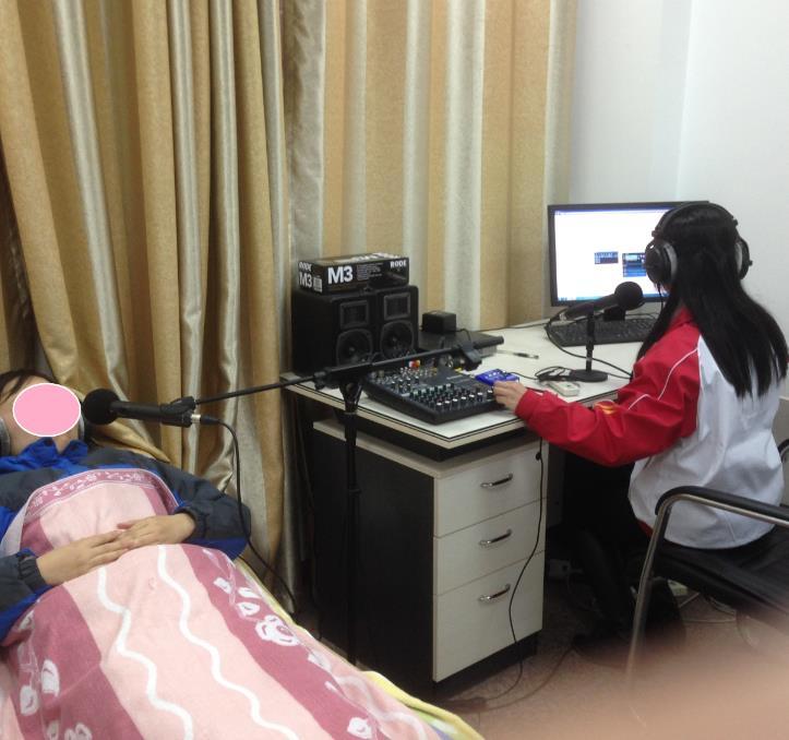 提供治疗方案并模拟治疗现场干预.   3.考试形式:QQ视频图片